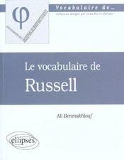 Russel - Intérieur - Format classique
