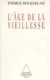 L'Age De La Vieillesse - Couverture - Format classique