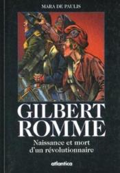 Gilbert Romme Naissance Et Mort Dun Revolutionnaire - Couverture - Format classique