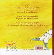 Koba - 4ème de couverture - Format classique