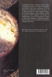 Le Sel Des Gaulois - 4ème de couverture - Format classique