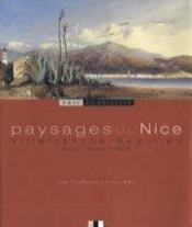 Paysages de Nice, Villefranche et Beaulieu - Intérieur - Format classique