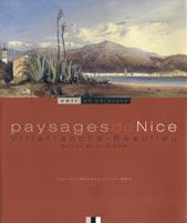 Paysages de Nice, Villefranche et Beaulieu - Couverture - Format classique