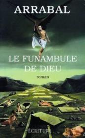 Le funambule de dieu - Couverture - Format classique