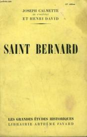 Saint Bernard. - Couverture - Format classique