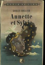 Annette Et Sylvie - Couverture - Format classique