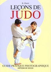 Lecons De Judo - Intérieur - Format classique