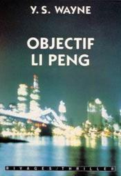 Objectif li peng - Couverture - Format classique