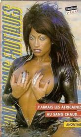 Confessions Erotiques T.215 ; J'Aimais Les Africaines Au Sang Chaud - Couverture - Format classique