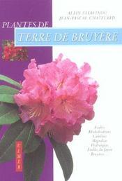 Plantes De Terre De Bruyere - Intérieur - Format classique