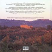 Le Charme Italien - 4ème de couverture - Format classique