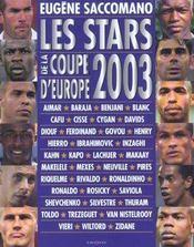 Les Stars De La Coupe D'Europe 2003 - Intérieur - Format classique