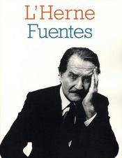Les Cahiers De L'Herne T.86 ; Fuentes - Intérieur - Format classique