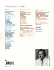 Les Cahiers De L'Herne T.86 ; Fuentes - 4ème de couverture - Format classique