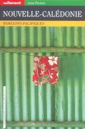 Revue Monde T.114; Nouvelle-Caledonie ; Horizons Pacifiques - Intérieur - Format classique