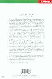 Revue Monde T.114; Nouvelle-Caledonie ; Horizons Pacifiques - 4ème de couverture - Format classique