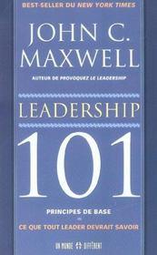 Leadership 101 - Intérieur - Format classique