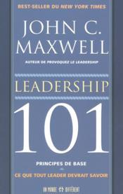Leadership 101 - Couverture - Format classique
