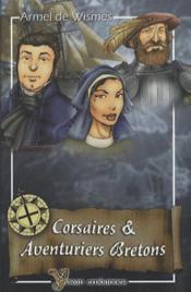 Corsaires et aventuriers bretons - Couverture - Format classique