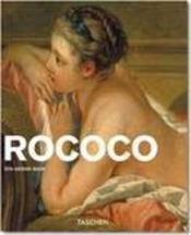 Genres ; rococo - Intérieur - Format classique