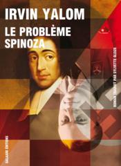 Le problème Spinoza - Couverture - Format classique