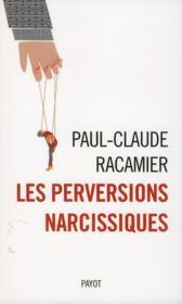 Les perversions narcissiques - Couverture - Format classique