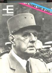 Entreprise N°792 - La France Sans De Gaulle - Couverture - Format classique