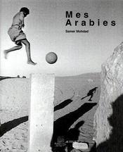 Mes Arabies - Couverture - Format classique