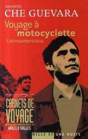 Voyage à motocyclette - Intérieur - Format classique