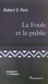 La foule et le public - Intérieur - Format classique