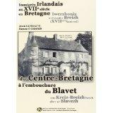 Immigrés irlandais au XVII siècle en bretagne - Couverture - Format classique