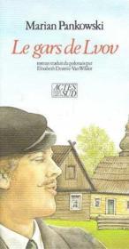 Le Gars De Lvov - Couverture - Format classique