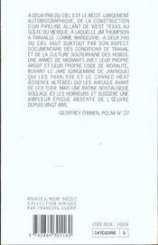 A Deux Pas Du Ciel - 4ème de couverture - Format classique