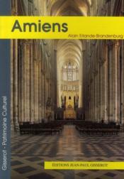Amiens - Couverture - Format classique