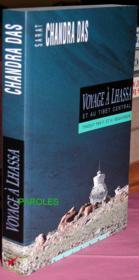Voyage A Lhassa Et Au Tibet Central - Couverture - Format classique