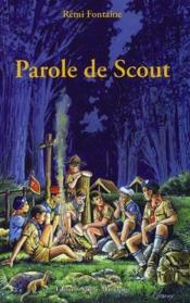Parole de scout - Couverture - Format classique