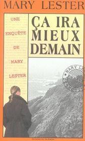 Mary Lester T.27 ; Ca Ira Mieux Demain - Intérieur - Format classique