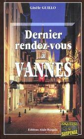 Dernier Rendez-Vous A Vannes - Intérieur - Format classique