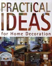 Practical ideas for home decoration. idées pratiques pour la décoration de la maison - Intérieur - Format classique