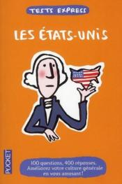 Vente livre :  Tests express ; Etats-Unis  - Dominique Lescanne