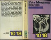 Fata-Morgana 1966/1976 - Couverture - Format classique