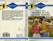 Sandra Et Les Quatre Saisons - Trapped - Couverture - Format classique