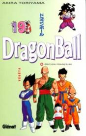 Dragon ball t.19 ; Végéta - Couverture - Format classique