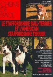 Le Staffordshire Bull Terrier - Couverture - Format classique