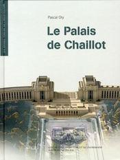 Le Palais De Chaillot - Intérieur - Format classique