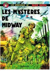 Buck Danny t.2 ; les mystères de midway - Couverture - Format classique