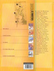 Comanche ; intégrale t.2 ; t.6 à t.10 - 4ème de couverture - Format classique