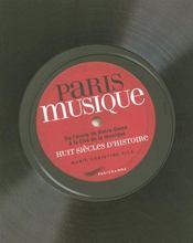 Paris musique - Intérieur - Format classique