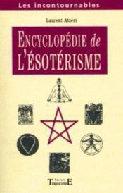 Encyclopedie De L'Esoterisme - Couverture - Format classique