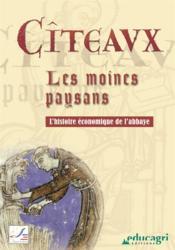 Citeaux, les moines paysans (dvd) - Couverture - Format classique